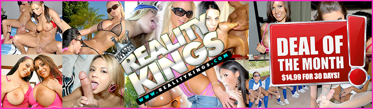 Galaxy Of Sex – Porn Discounts To Reality Kings Network!